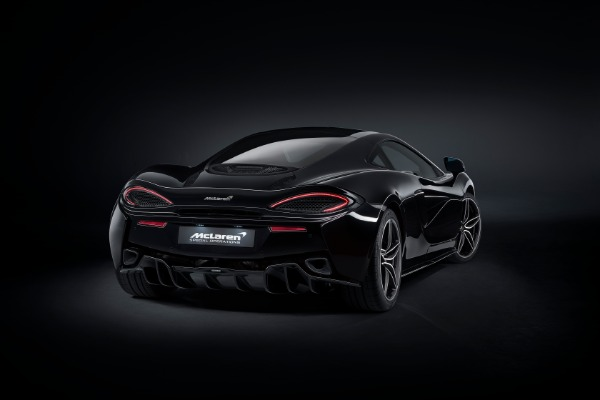 New 2018 MCLAREN 570GT MSO COLLECTION - LIMITED EDITION for sale Sold at Alfa Romeo of Greenwich in Greenwich CT 06830 2