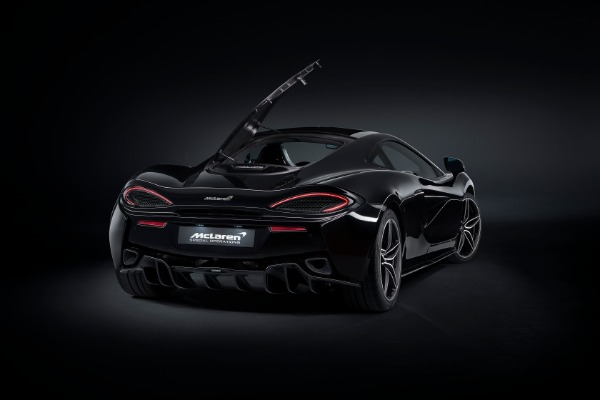 New 2018 MCLAREN 570GT MSO COLLECTION - LIMITED EDITION for sale Sold at Alfa Romeo of Greenwich in Greenwich CT 06830 3