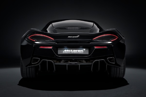 New 2018 MCLAREN 570GT MSO COLLECTION - LIMITED EDITION for sale Sold at Alfa Romeo of Greenwich in Greenwich CT 06830 4
