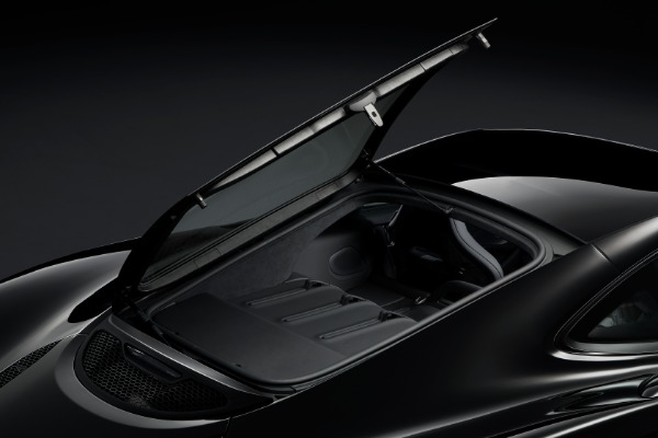 New 2018 MCLAREN 570GT MSO COLLECTION - LIMITED EDITION for sale Sold at Alfa Romeo of Greenwich in Greenwich CT 06830 6