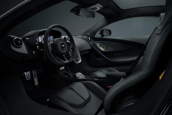 New 2018 MCLAREN 570GT MSO COLLECTION - LIMITED EDITION for sale Sold at Alfa Romeo of Greenwich in Greenwich CT 06830 7