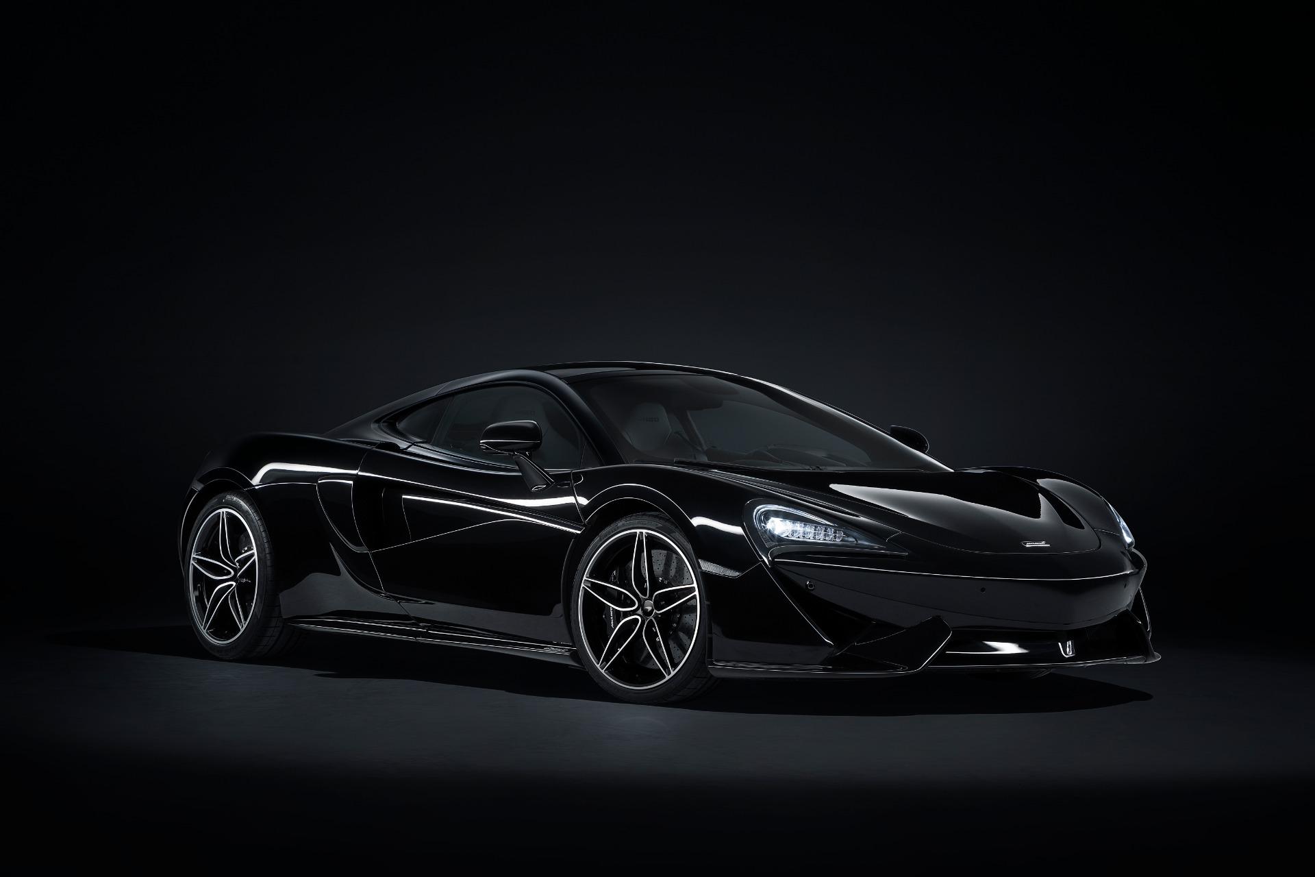 New 2018 MCLAREN 570GT MSO COLLECTION - LIMITED EDITION for sale Sold at Alfa Romeo of Greenwich in Greenwich CT 06830 1