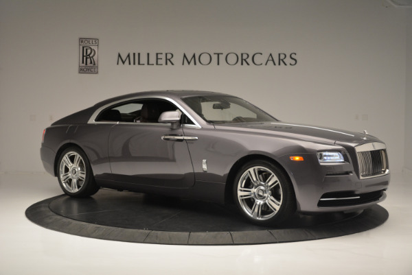 Used 2016 Rolls-Royce Wraith for sale Sold at Alfa Romeo of Greenwich in Greenwich CT 06830 10