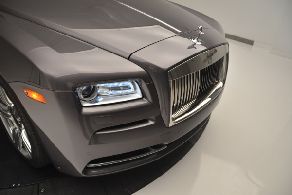Used 2016 Rolls-Royce Wraith for sale Sold at Alfa Romeo of Greenwich in Greenwich CT 06830 14