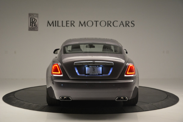 Used 2016 Rolls-Royce Wraith for sale Sold at Alfa Romeo of Greenwich in Greenwich CT 06830 6