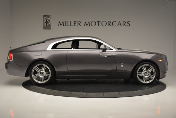 Used 2016 Rolls-Royce Wraith for sale Sold at Alfa Romeo of Greenwich in Greenwich CT 06830 9