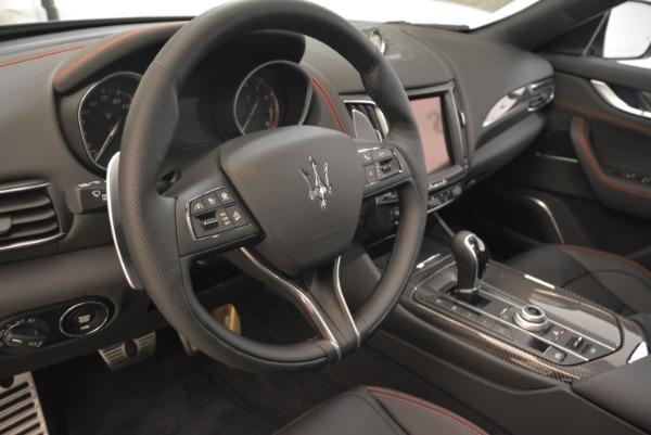 New 2018 Maserati Levante S Q4 Gransport for sale Sold at Alfa Romeo of Greenwich in Greenwich CT 06830 18