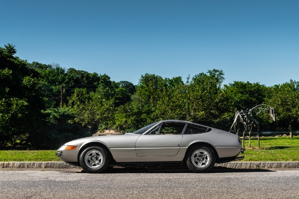 Used 1971 Ferrari 365 GTB/4 Daytona for sale Sold at Alfa Romeo of Greenwich in Greenwich CT 06830 2
