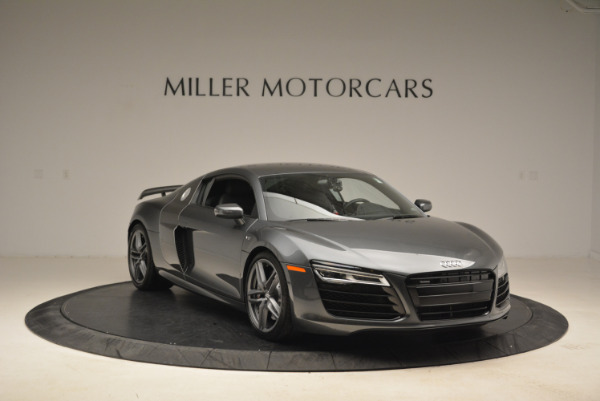 Used 2014 Audi R8 5.2 quattro for sale Sold at Alfa Romeo of Greenwich in Greenwich CT 06830 11