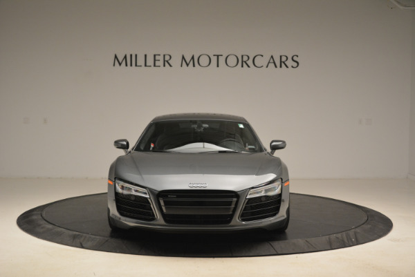 Used 2014 Audi R8 5.2 quattro for sale Sold at Alfa Romeo of Greenwich in Greenwich CT 06830 12