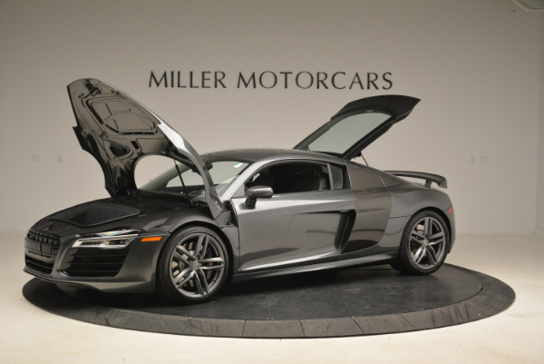 Used 2014 Audi R8 5.2 quattro for sale Sold at Alfa Romeo of Greenwich in Greenwich CT 06830 13
