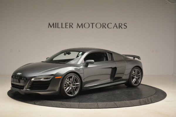 Used 2014 Audi R8 5.2 quattro for sale Sold at Alfa Romeo of Greenwich in Greenwich CT 06830 2