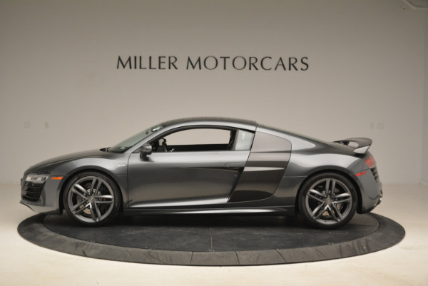 Used 2014 Audi R8 5.2 quattro for sale Sold at Alfa Romeo of Greenwich in Greenwich CT 06830 3