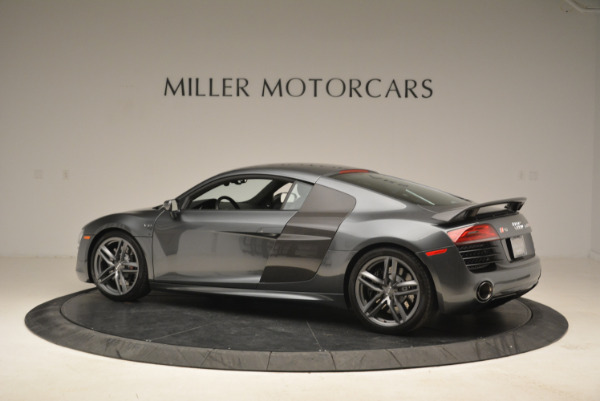 Used 2014 Audi R8 5.2 quattro for sale Sold at Alfa Romeo of Greenwich in Greenwich CT 06830 4