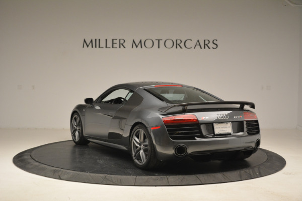 Used 2014 Audi R8 5.2 quattro for sale Sold at Alfa Romeo of Greenwich in Greenwich CT 06830 5