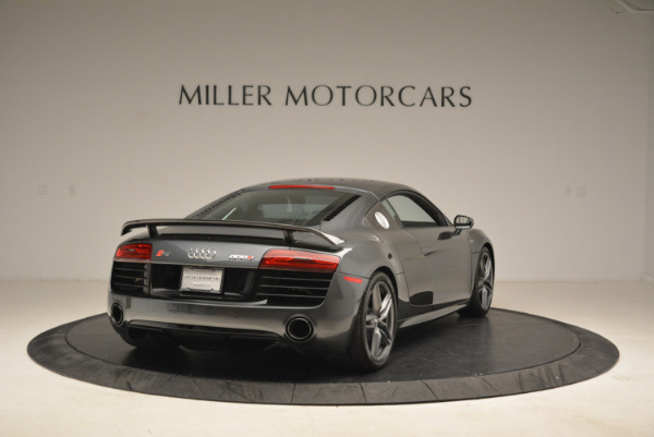 Used 2014 Audi R8 5.2 quattro for sale Sold at Alfa Romeo of Greenwich in Greenwich CT 06830 7