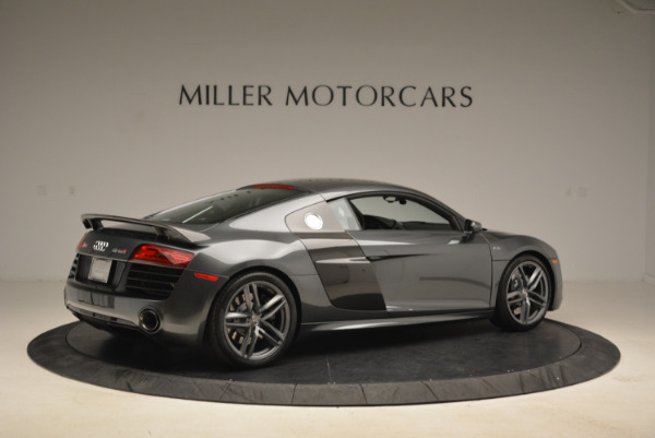 Used 2014 Audi R8 5.2 quattro for sale Sold at Alfa Romeo of Greenwich in Greenwich CT 06830 8
