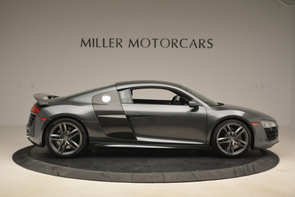 Used 2014 Audi R8 5.2 quattro for sale Sold at Alfa Romeo of Greenwich in Greenwich CT 06830 9