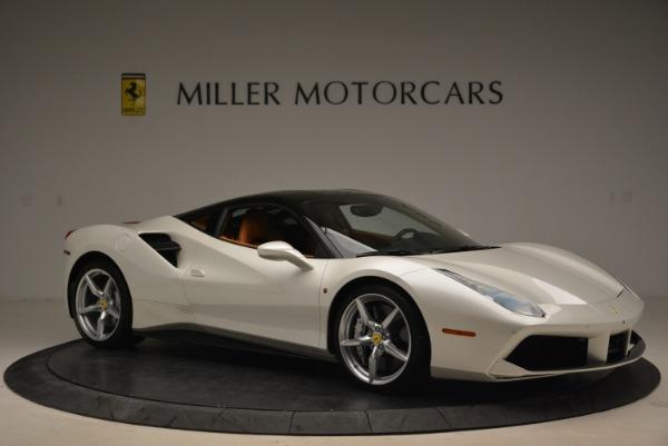 Used 2016 Ferrari 488 GTB for sale Sold at Alfa Romeo of Greenwich in Greenwich CT 06830 10