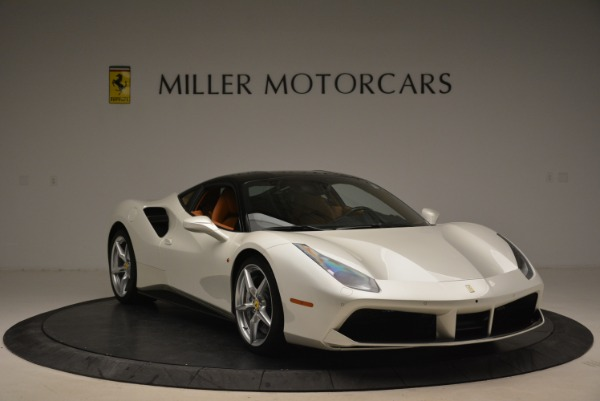 Used 2016 Ferrari 488 GTB for sale Sold at Alfa Romeo of Greenwich in Greenwich CT 06830 11