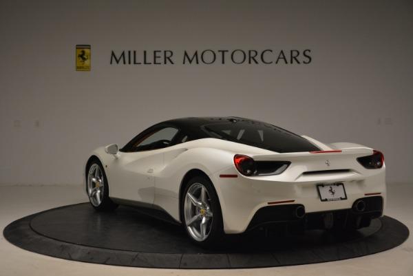 Used 2016 Ferrari 488 GTB for sale Sold at Alfa Romeo of Greenwich in Greenwich CT 06830 5