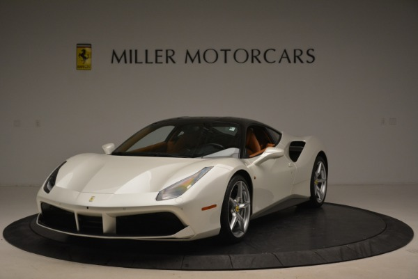 Used 2016 Ferrari 488 GTB for sale Sold at Alfa Romeo of Greenwich in Greenwich CT 06830 1