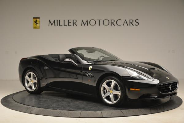 Used 2009 Ferrari California for sale Sold at Alfa Romeo of Greenwich in Greenwich CT 06830 10