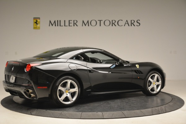 Used 2009 Ferrari California for sale Sold at Alfa Romeo of Greenwich in Greenwich CT 06830 20