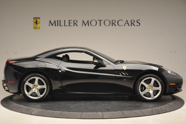 Used 2009 Ferrari California for sale Sold at Alfa Romeo of Greenwich in Greenwich CT 06830 21