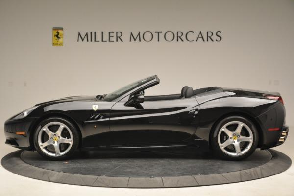 Used 2009 Ferrari California for sale Sold at Alfa Romeo of Greenwich in Greenwich CT 06830 3