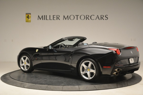 Used 2009 Ferrari California for sale Sold at Alfa Romeo of Greenwich in Greenwich CT 06830 4