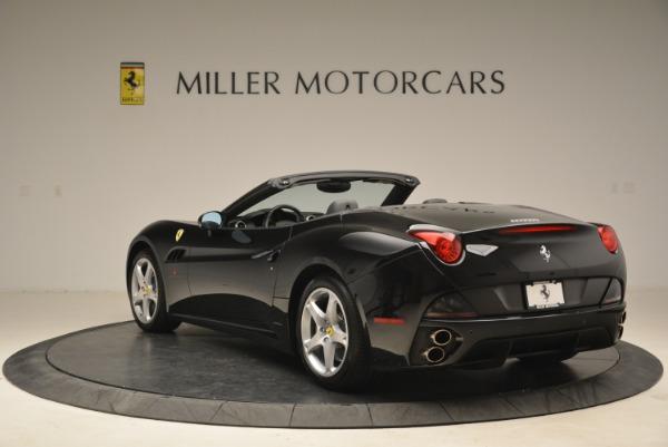 Used 2009 Ferrari California for sale Sold at Alfa Romeo of Greenwich in Greenwich CT 06830 5