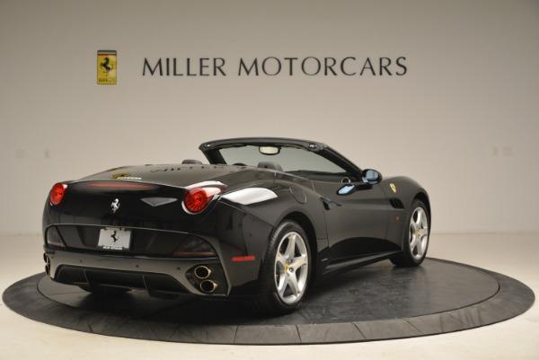 Used 2009 Ferrari California for sale Sold at Alfa Romeo of Greenwich in Greenwich CT 06830 7