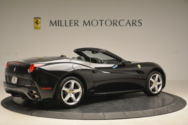 Used 2009 Ferrari California for sale Sold at Alfa Romeo of Greenwich in Greenwich CT 06830 8