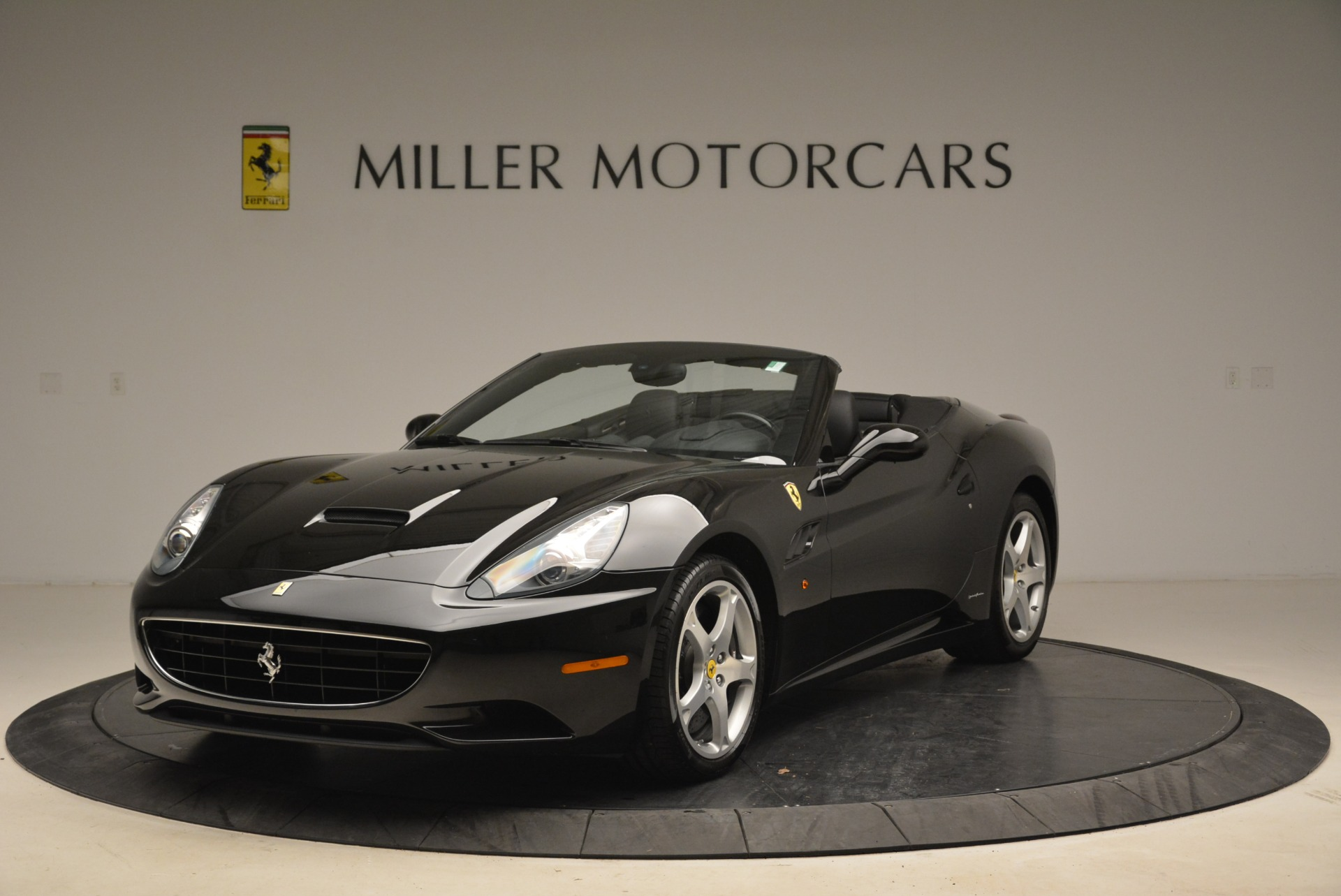 Used 2009 Ferrari California for sale Sold at Alfa Romeo of Greenwich in Greenwich CT 06830 1