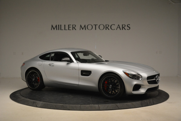 Used 2016 Mercedes-Benz AMG GT S for sale Sold at Alfa Romeo of Greenwich in Greenwich CT 06830 10