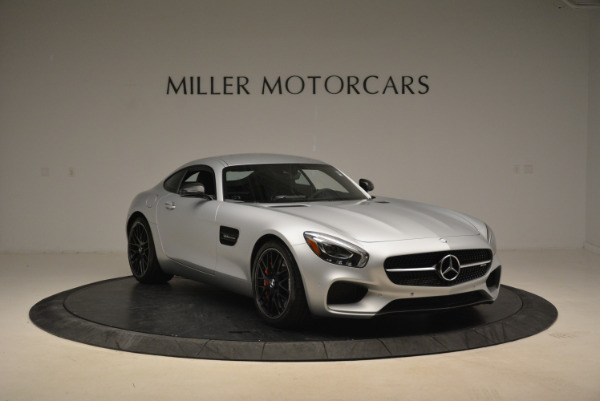 Used 2016 Mercedes-Benz AMG GT S for sale Sold at Alfa Romeo of Greenwich in Greenwich CT 06830 11