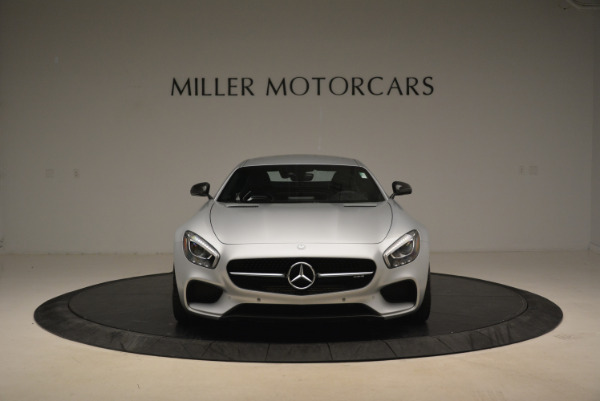 Used 2016 Mercedes-Benz AMG GT S for sale Sold at Alfa Romeo of Greenwich in Greenwich CT 06830 12