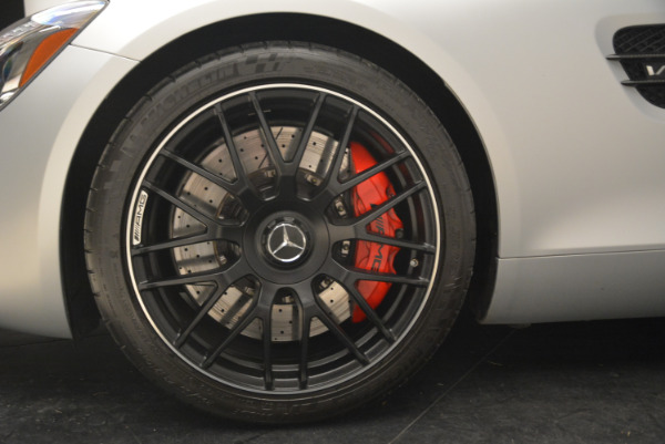 Used 2016 Mercedes-Benz AMG GT S for sale Sold at Alfa Romeo of Greenwich in Greenwich CT 06830 13
