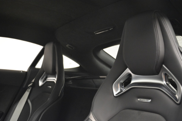Used 2016 Mercedes-Benz AMG GT S for sale Sold at Alfa Romeo of Greenwich in Greenwich CT 06830 15