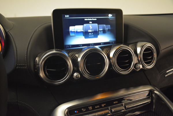 Used 2016 Mercedes-Benz AMG GT S for sale Sold at Alfa Romeo of Greenwich in Greenwich CT 06830 16