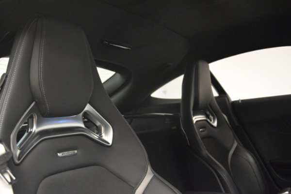 Used 2016 Mercedes-Benz AMG GT S for sale Sold at Alfa Romeo of Greenwich in Greenwich CT 06830 18
