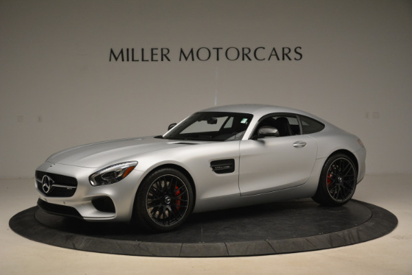Used 2016 Mercedes-Benz AMG GT S for sale Sold at Alfa Romeo of Greenwich in Greenwich CT 06830 2