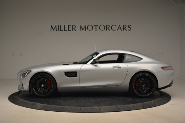 Used 2016 Mercedes-Benz AMG GT S for sale Sold at Alfa Romeo of Greenwich in Greenwich CT 06830 3
