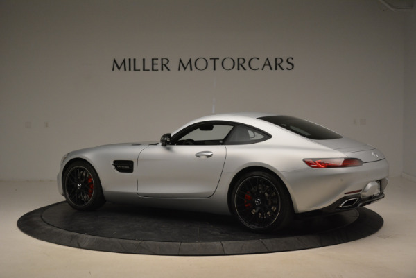 Used 2016 Mercedes-Benz AMG GT S for sale Sold at Alfa Romeo of Greenwich in Greenwich CT 06830 4