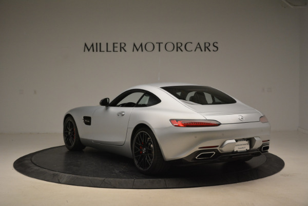 Used 2016 Mercedes-Benz AMG GT S for sale Sold at Alfa Romeo of Greenwich in Greenwich CT 06830 5