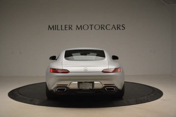 Used 2016 Mercedes-Benz AMG GT S for sale Sold at Alfa Romeo of Greenwich in Greenwich CT 06830 6