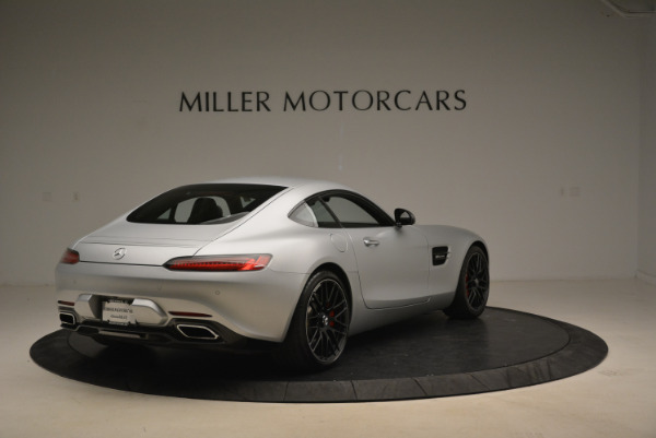 Used 2016 Mercedes-Benz AMG GT S for sale Sold at Alfa Romeo of Greenwich in Greenwich CT 06830 7