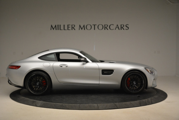 Used 2016 Mercedes-Benz AMG GT S for sale Sold at Alfa Romeo of Greenwich in Greenwich CT 06830 9