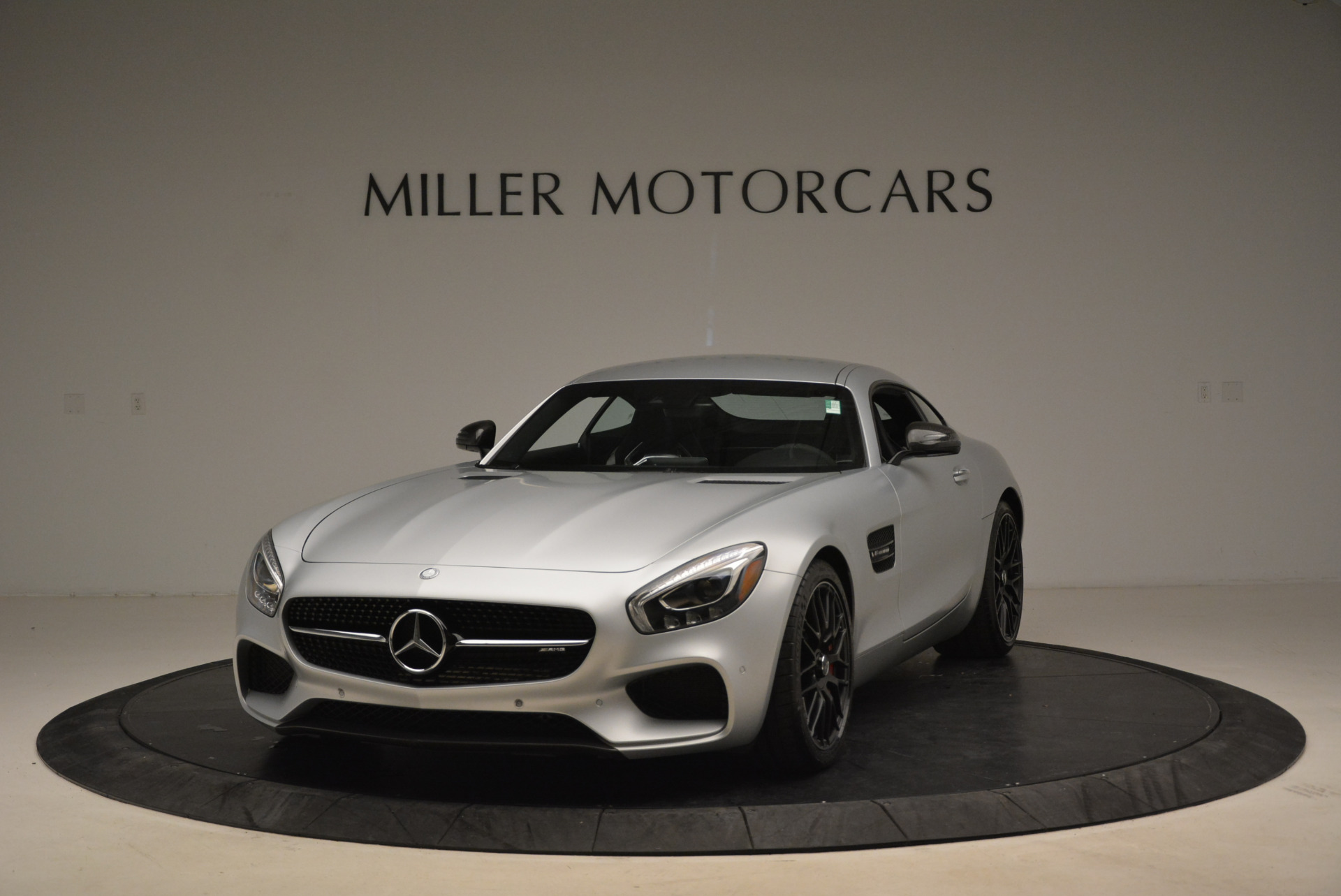 Used 2016 Mercedes-Benz AMG GT S for sale Sold at Alfa Romeo of Greenwich in Greenwich CT 06830 1